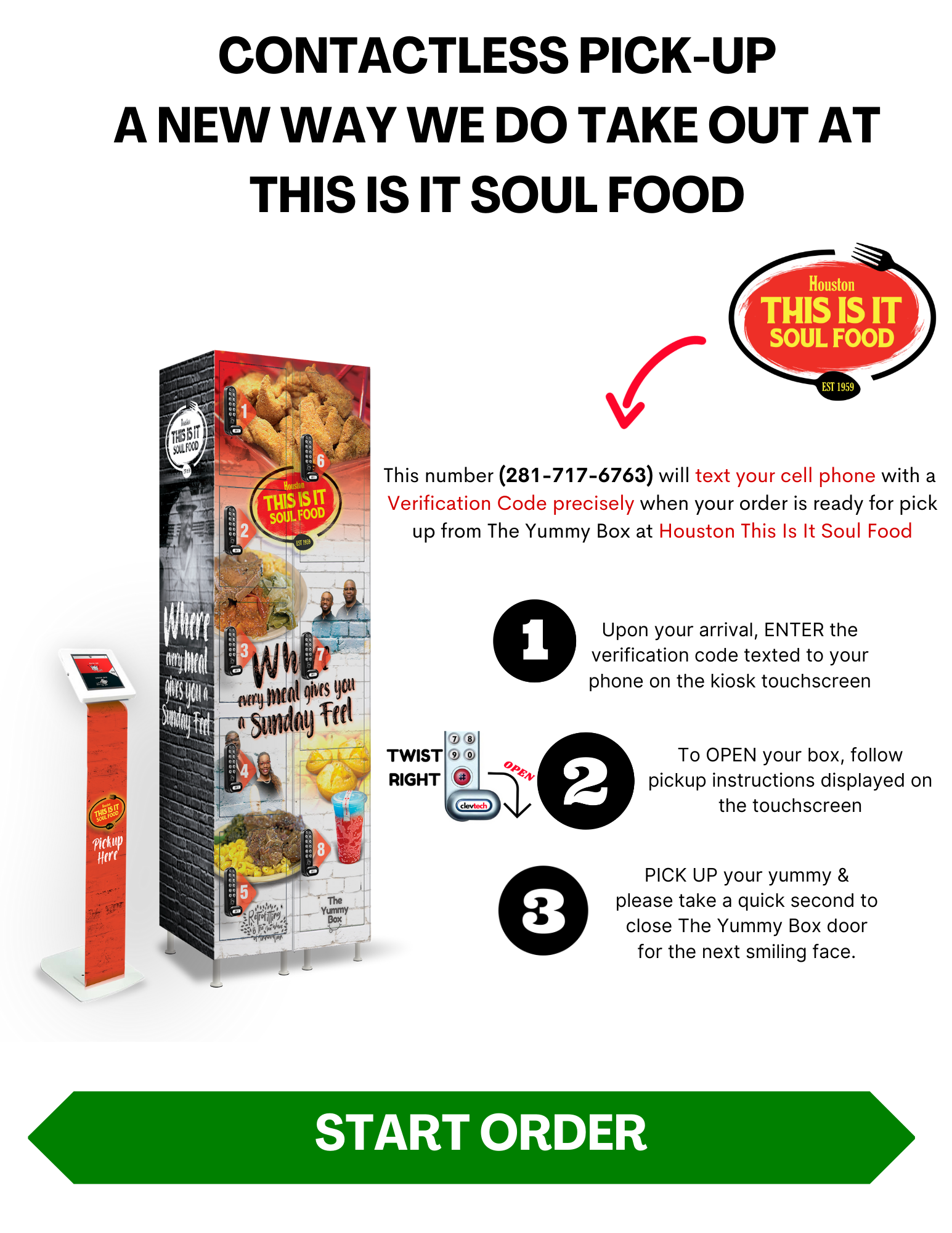 Copy of Orange and White Vegan Vegetarian Restaurant Delivery Facebook Shops Ad (1)
